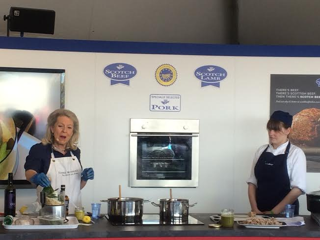 RHS-2016-cookery-demo